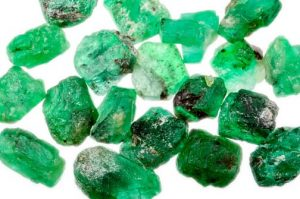 emeralds natural